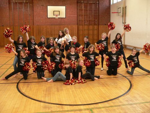 Cheerleader-Workshop